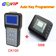 DHL Free Newest Silca sbb V33.02 and CK100 V99.99 proffesional Auto Car Key Programmer multi-languages