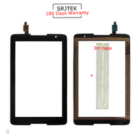 For New Lenovo A8 50 A5500 A5500 H Replacement Tablet Touch Screen Digitizer Glass Black 8