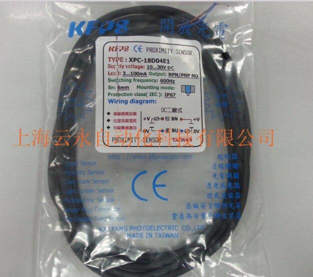 цена NEW  ORIGINAL XPC-18D04E1  Taiwan kai fang KFPS twice from proximity switch онлайн в 2017 году