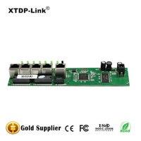 Mini Size Intelligent Wired Distribution Box 5 Port Router Modules OEM Pcb Module 192 168 0