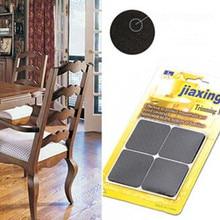 4 Шт./лот столы и стулья коврики и кушетки мебель колодки сделать баланс стол и стул анти истиранию пол подушки мат