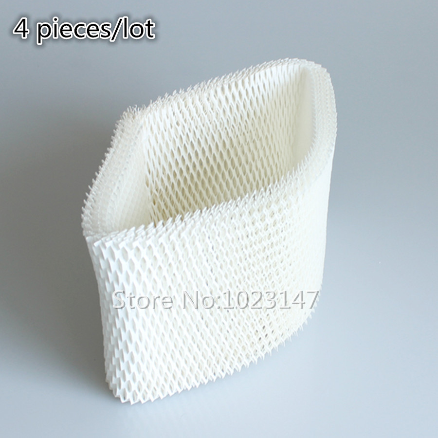 4 pieces/lot Humidifier Parts HEPA Filter Core Replacement for air-o-swiss Aos 7018 e2441 Boneco E2441A 10 pieces lot 8mm 64mm humidifiers filters can be cut cotton swab for air humidifier