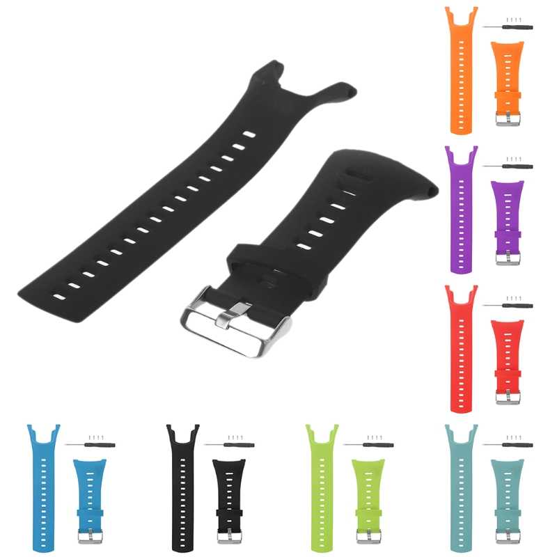 Silicone Sport Polsband Slimme Band Voor Suunto Ambit Serie 1/2/3 Pols Sport Bands SReplacement
