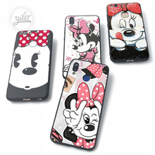 For Cases Huawei NOVA 3 3i Mouse Shell for P30 Pro Case P20 P9 P10 lite Plus P Smart 2019