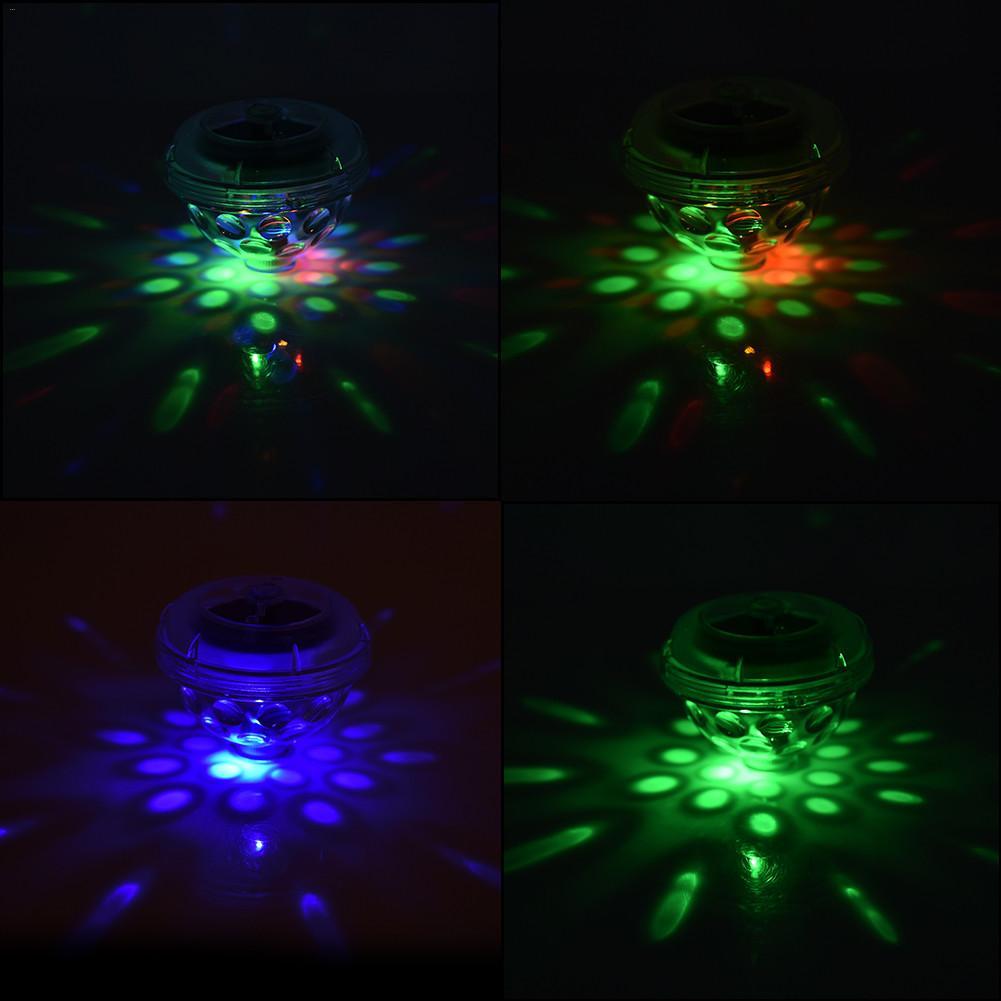 Lights & Lighting Practical Underwater Led Floating Disco Light Waterproof Glow Flashing Bathroom Pool Spa Hot Tub Party Lamp Led Underwater Lights Jdh99