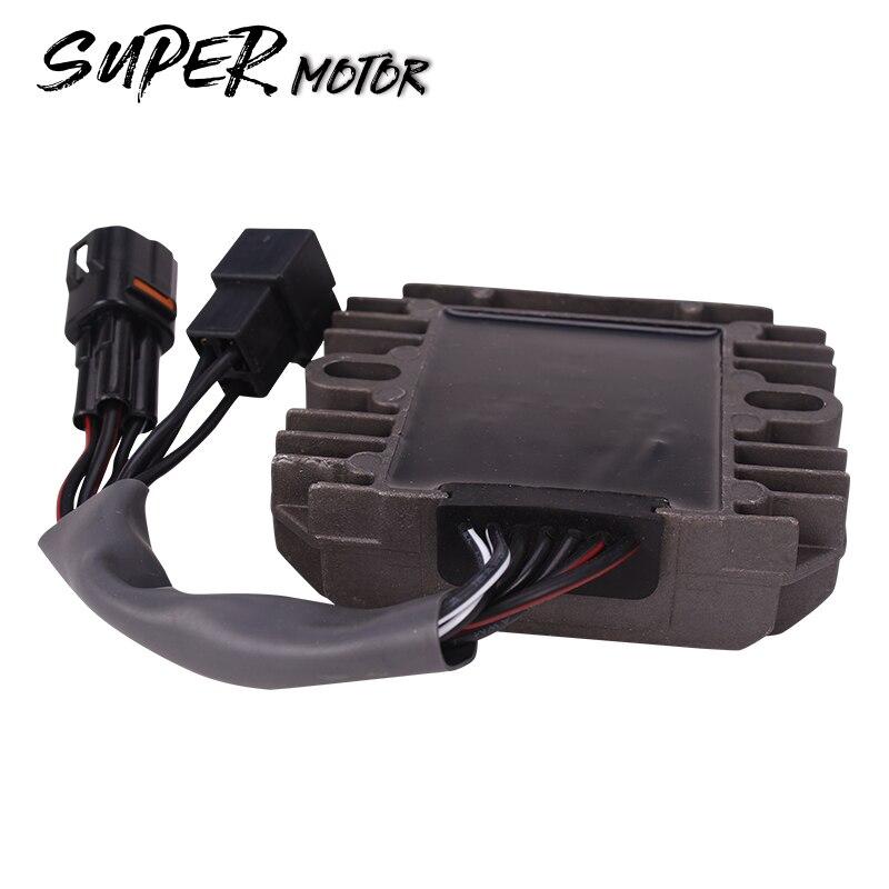 Выпрямитель Напряжение регулятор Зарядное устройство для Suzuki GSXR600 GSXR700 GSXR1000 GSX 600 750 1000 R K6 K7 K8 2006 2007 2008 06 07 08
