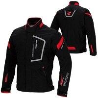 Бесплатная доставка, 1 шт. Для мужчин прохладный Открытый Мотокросс мотоциклетная куртка Гонки Костюмы Велоспорт Race мотобайк куртка с 5 шт. к