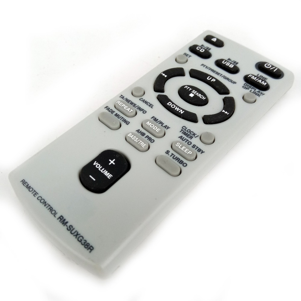 NEW Original FOR JVC RM SUXG38R RMSUXG38R Micro Component System Remote Control Replace The UX G37 UX G38 UX G39 Fernbedienung remote control replacement remote control remote control replacement - title=