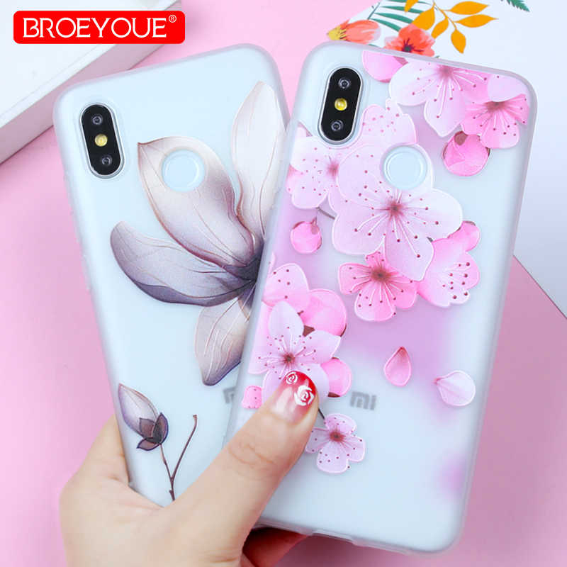 Case For Xiaomi Redmi Note 5 Pro 6 Pro 7 Redmi 4X 5 Plus S2 Clear Soft Case For Xiaomi 8 SE A2 Lite 5X Redmi Note 5A Prime Cover