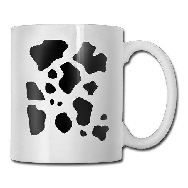 Cow Nuts Lates Coffee Mug Design Your Own Teacher Tazas Ceramic