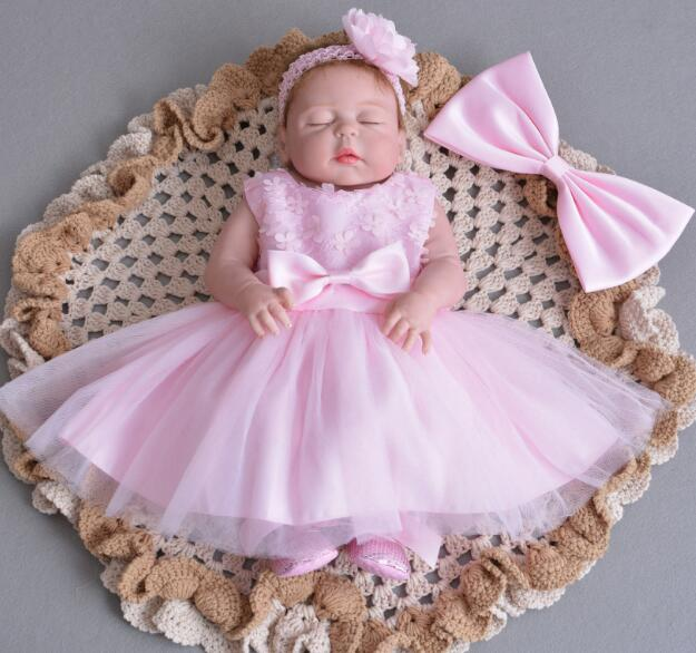 Lifelike Newborn Baby 22 Safe Realistic princess Baby Doll full Silicone Touch Real Reborn Baby Doll Kits Toy Birthday GiftsLifelike Newborn Baby 22 Safe Realistic princess Baby Doll full Silicone Touch Real Reborn Baby Doll Kits Toy Birthday Gifts