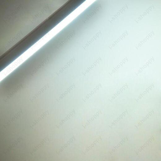 10 шт. 30 Вт Светодиодный интегрированная Светодиодная трубка 168 светодиодный s T8 Лампы светодиодные панели 90 см SMD 2835 Оптовая распродажа: прозрачные защитные пленки/молочно белый чехол - 3