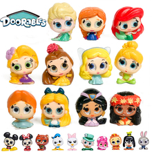 Doorables Series 1 & Series 2 Princess Doll Mickey Kid Toy MINI SIZE Rare Collection  Y19041801 все цены