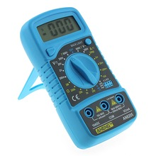 AN8205 Digital LCD Multimeter Voltmeter Ammeter AC/DC/OHM Volt Current Tester Tools