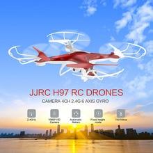 JJRC H97 Drones RC con Cámara 4CH 2.4G 6 Axis Gyro RC Quadcopter Una Tecla para Volver Volando Helicóptero Drone Headless Modo Dron