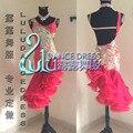 Vestido de Las Mujeres Vestidos de Baile de salón de Baile latino de Baile Latino Traje de Baile Latino Vestidos de Tango Samba Faldas