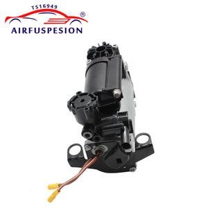 Image 4 - For Audi A6 4B C5 Allroad Quattro Air Suspension Airmatic Compressor Pump 4Z7616007 4Z7616007A 1999 2006