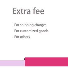 Дополнительная плата за перевозку, индивидуальные продукты, другие