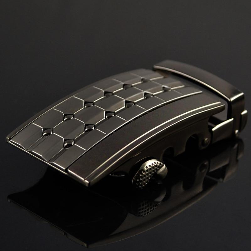 Men's Belt Head, Belt Buckle, Leisure Belt Head Business Accessories Automatic Buckle Width 3.5CM Luxury Fashion LY125-0359