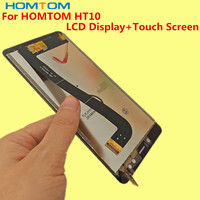100 Original For HOMTOM HT10 6 0 LCD Screen Display Touch Screen Tools Replacement Accessories For