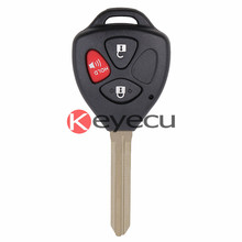 BRAND NEW Remote Key 3 Button 433MHz 4D67 Chip for  2005-2008 Hilux (MDL B42TA)