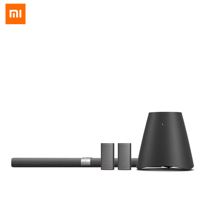 Original Xiaomi Home Theater Surround Stereo Home Smart Mix Household Soundbar Patchwall Smart System Support SamSung &SONY TV