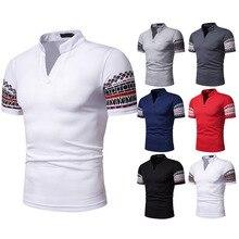 Новое поступление лето и весна Африканский для мужчин плюс размеры рубашки для мальчиков S-2XL