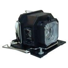 Alta calidad CP-X4 ED-X20 ED-X22 MP-J1EF Dt00781 Lámpara del proyector Para HITACHI HCP-76X CP-X4W con Japón phoenix original quemador