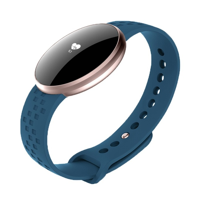 Sport Smart Watch Women Man For IPhone Android Phone Bluetooth Heart Rate Monito