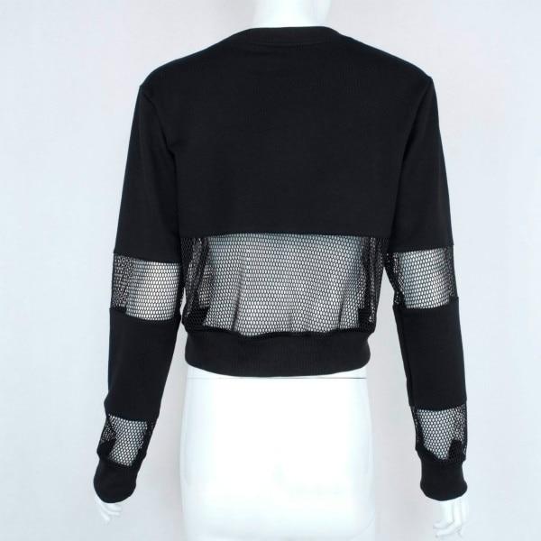 cb08db5d9029 Bts Cropped Hoodies Sweatshirt Women 2018 Autumn WORST BEHAVIOR ...