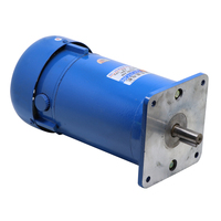dc motor 750W 220V high torque DC speed motor lathe milling machine high power speed 1800rpm 2 mounting method