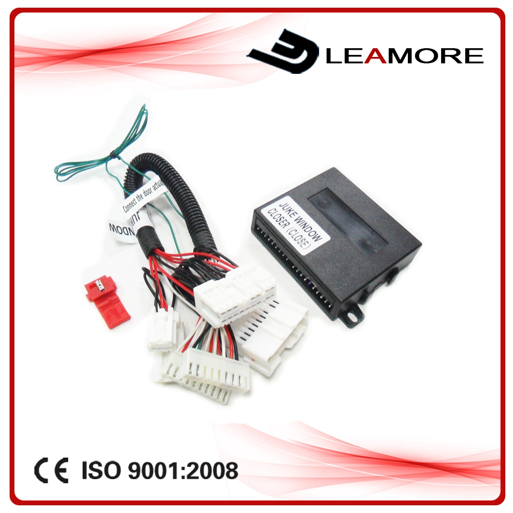 100% Factory Produced Uograde Car Window Closing Automatic Device For Nissan JUKE Car Window Closer Hot Selling