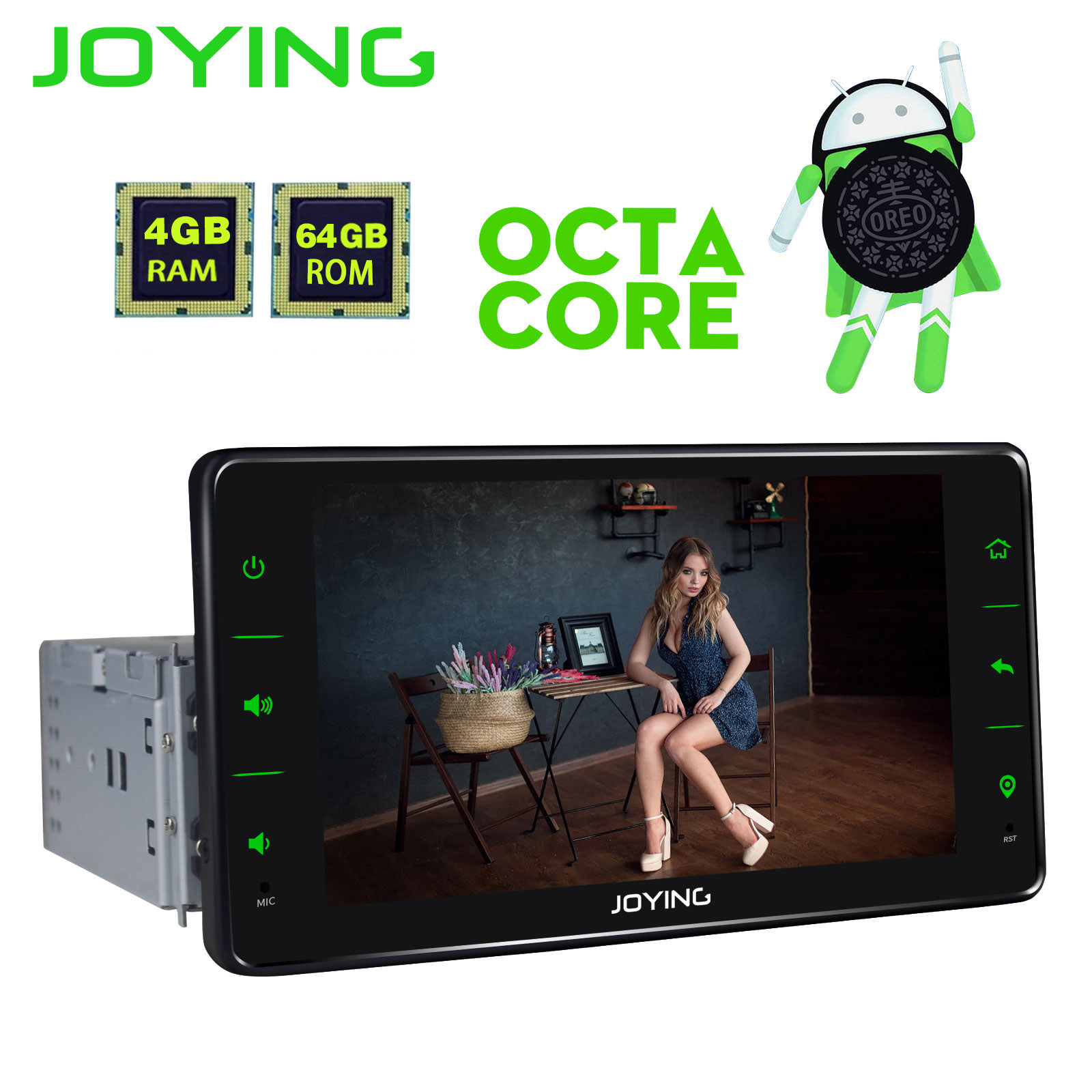 discount 8.1 4G Stereo