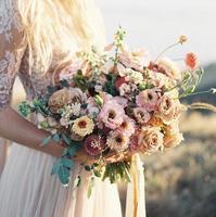 Wedding Accessories Bridal Bouquet RMC
