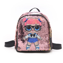 e1f3471a82bd8 2019 nowy holograficzne torby szkolne dla dzieci Cartoon plecak piękny  plecak szkolny dla dziewczynek sac dos · 4 dostępne kolory