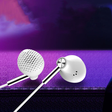 Wire Earphone for Phone Music Earbuds Stereo earphone with Volume Control Microphone  for Xiaomi Huawei цены онлайн