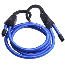 3M Length Adjustable Car Luggage Rope Outdoor Travel Clothesline Indoor Clothesline Car Elastic Luggage Straps Ropes Belts
