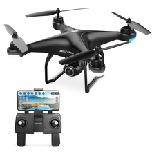 EU USA Stock Holy Stone HS120D FPV Drone GPS Full HD 1080P Camera Tapfly Long Range Follow Me Return to Home RC Helicopter