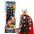 "Ultimate Marvel Avengers Thor PVC Action Figure Brinquedos Collectible Model Toy 12"" 30cm"