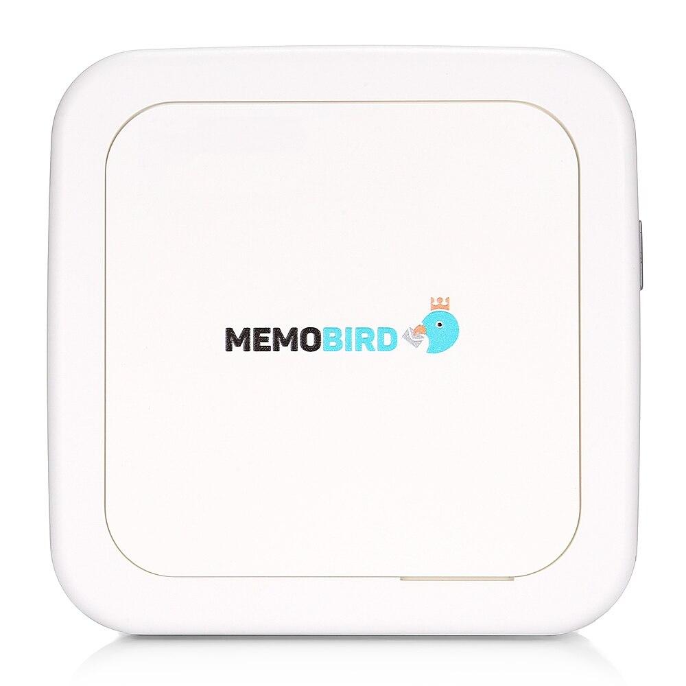 G3 imprimante Portable MEMOBIRD Mini imprimante Photo papier Bluetooth impression thermique