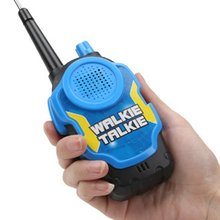 2pcs Remote Wireless Call plastic Electric Walkie-talkie Toys for children Boys and Girls Brithday Christmas Gift toy