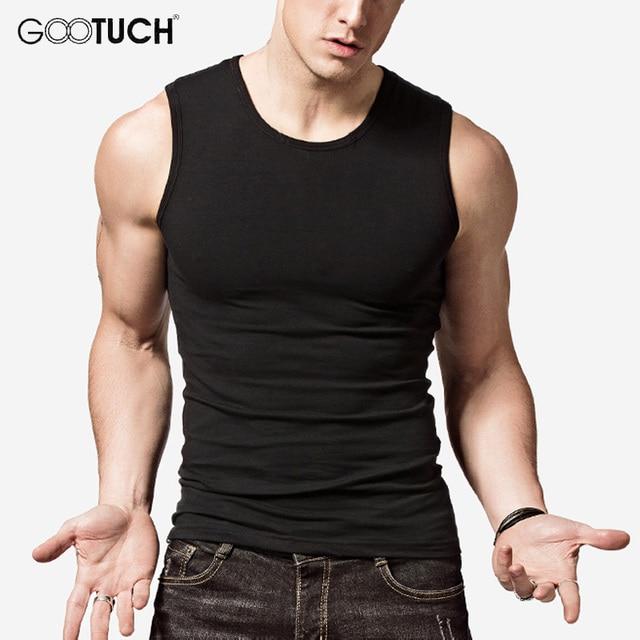 1ddcc0f700c55e NEW 2019 Summer High Quality Men Cotton Undershirt Tank Top Brand Mens  Sleeveless Shirt Men s Vest Casual Singlets 5XL 6XL 5068