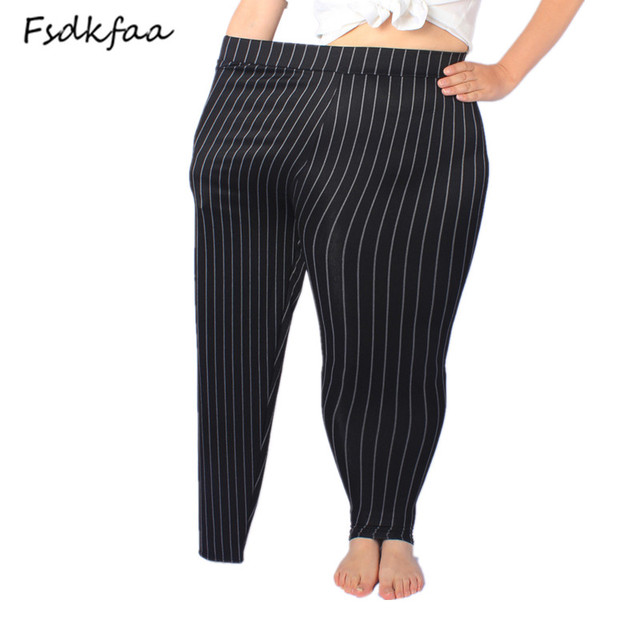 2018 Vrouwen Hoge Elastische Dunne Faux Lederen Leggings Grote Maat Xl-5XL Imitatie Lederen Broek Skinny Shiny Black Plus Leggings