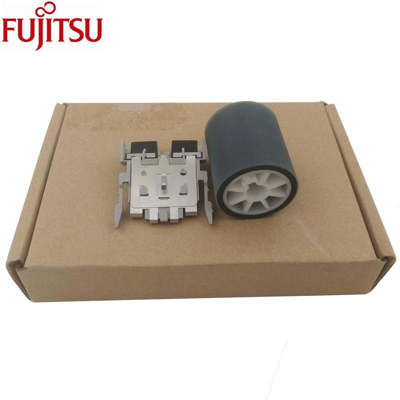 Image 5 - Pick Roller + Pad Assembly Fujitsu Fi 5110C fi 5110EOX fi 5110EOX fi 5110EOXM S500 S500M S510 S510M PA03360 0001 PA03360 0002pick rollersroller assemblyfujitsu pick roller -