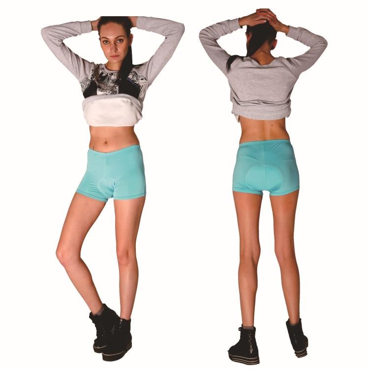 Cycling Bike Bicycle Mountaion MTB Shorts Bib Underwear Undershorts Compression Tights Shorts 3D Cool Max padded.001