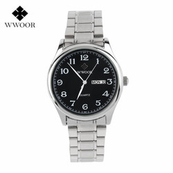 Wwoor lover couple stainless steel quartz wrist watches analog date clock male casual sport watches men.jpg 250x250