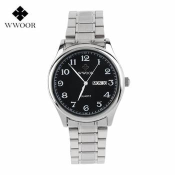 Wwoor lover couple stainless steel quartz wrist watches analog date clock male casual sport watches men.jpg 350x350