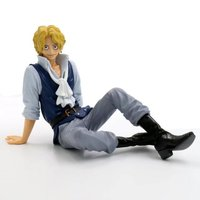 Anime One Piece Leisure Time Sabo Model Garage Kit Pvc Figure Classic Collection Variable Action Toy
