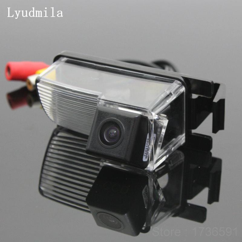 Lyudmila for Nissan Almera Classic 2006 ~ 2013 리버스 카메라 카 백업 카메라 / 리어 뷰 카메라 / HD CCD 야간 투시경