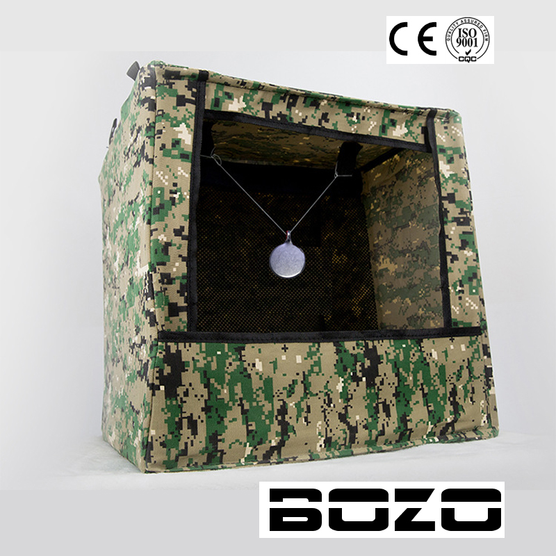 Paintball pcp Camouflage Foldable Canvas Shoot Target Box Airsoft Shooting Target Case f ...